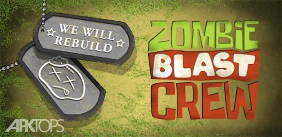 Zombie Blast Crew دانلود بازی انفجار زامبی ها