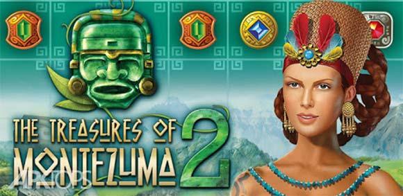 Treasures of Montezuma 2 دانلود بازی گنجینه های مونتازوما
