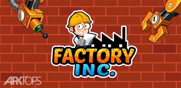 Factory Inc. دانلود بازی مدیریت کارخانه