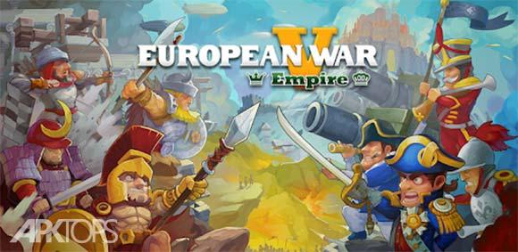 European War 5:Empire دانلود بازی جنگ های اروپایی