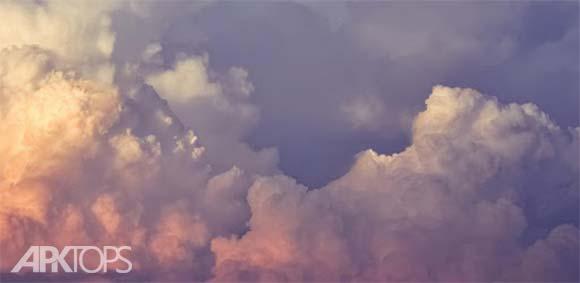 Digital clock & weather دانلود برنامه ساعت دیجیتال و هواشناسی