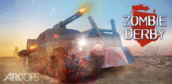 Zombie Derby دانلود بازی دربی زامبی