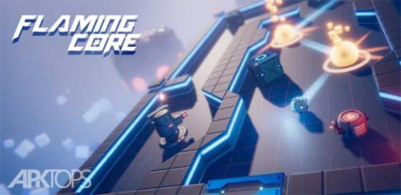Flaming Core دانلود بازی هسته ی شعله ور
