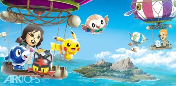 Pokémon Rumble Rush دانلود بازی دویدن پر سر و صدای پوکمون