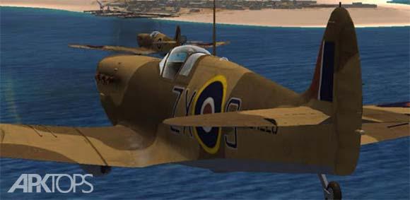Gunship Sequel: WW2 دانلود بازی هواپیمای مسلح