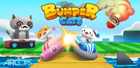 Bumper Cats دانلود بازی گربه های بزرگ