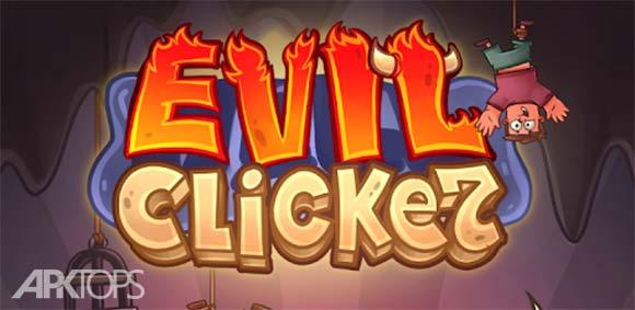 Idle Evil - Clicker Simulator دانلود بازی کلیکی شبیه سازی جهنم