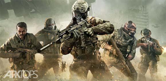 Call of Duty: Mobile دانلود بازی جذاب ندای وظیفه موبایل