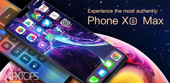XS Launcher Prime | Stylish OS Theme Phone XS Max دانلود برنامه لانچر ایفون ایکس اس