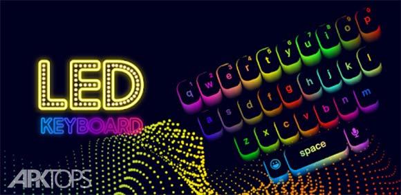 LED Keyboard Lighting - Mechanical Keyboard RGB دانلود برنامه صفحه کلید ال ای دی نورانی
