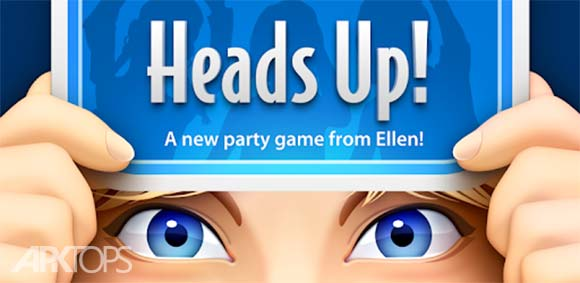 Heads Up! دانلود بازی بیست سوالی