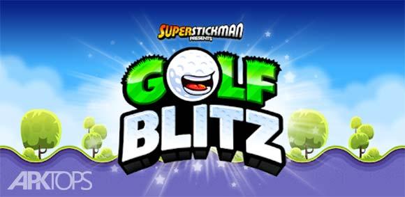 Golf Blitz دانلود بازی گلف در سطوح ناهموار