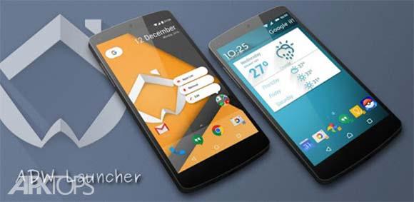 ADW Launcher 2 دانلود لانچر ای دی وی2