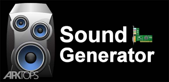Tone Generator دانلود برنامه تولید کننده صدا