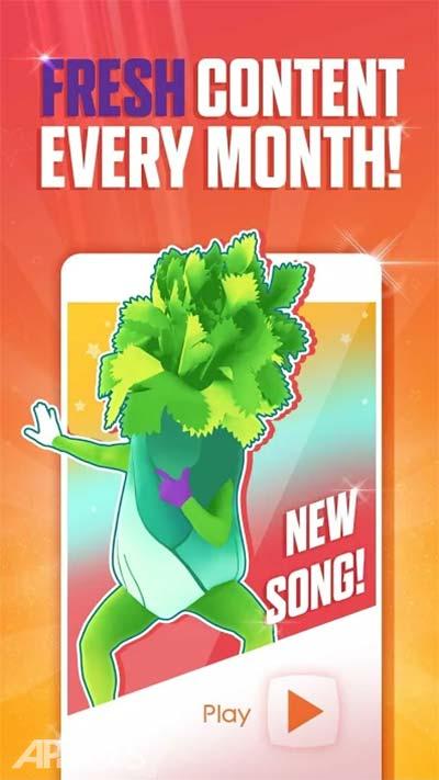 Just Dance Now v3.0.0 دانلود بازی فوق العاده جاست دنس