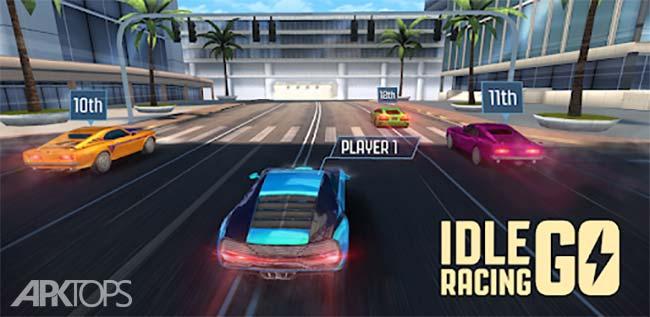 Idle Racing GO: Car Clicker & Driving Simulator دانلود بازی کلیکی مسابقات ماشین