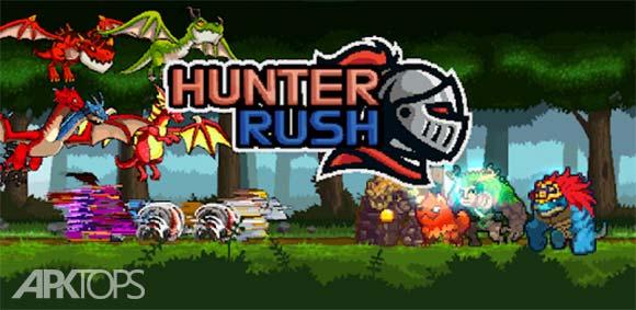 Hunter Rush دانلود بازی حمله شکارچی