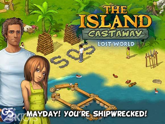 The Island: Castaway دانلود بازی جزیره