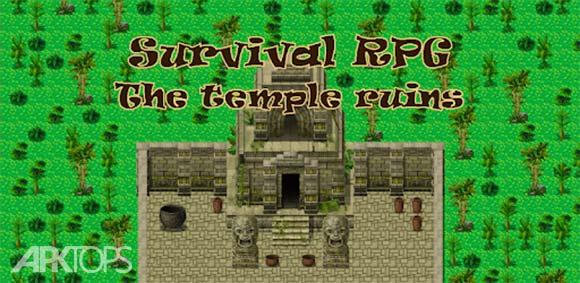 Survival RPG 2 - The temple ruins adventure دانلود بازی نقش آفرینی زنده ماندن2