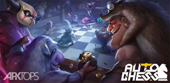 Auto Chess دانلود بازی شطرنج خودکار