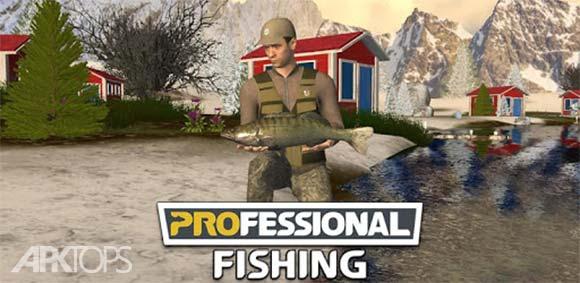 Professional Fishing دانلود بازی ماهیگیری حرفه ای