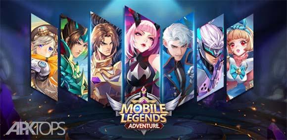 Mobile Legends: Adventure دانلود بازی افسانه های موبایل ماجراجویی