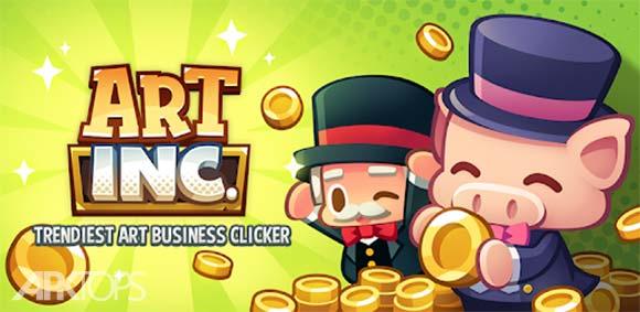 Art Inc. - Trendy Business Clicker Adventure دانلود بازی کلیکی شرکت هنر