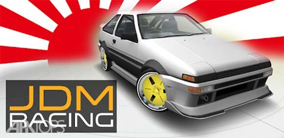 JDM racing دانلود بازی مسابقات جی دی ام