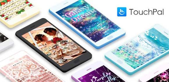 TouchPal Keyboard Lite:Smaller & Faster & More Fun دانلود برنامه کیبورد تاچپال لایت