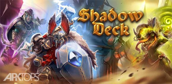 Shadow Deck: Heroes Card Battle games CCG دانلود بازی عرشه سایه