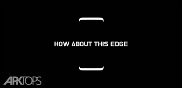 EDGE MASK - Change to unique notification design دانلود برنامه دریافت نوتیفیکیشن با طرح ادج