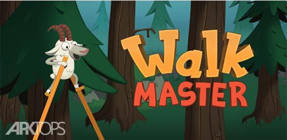 Walk Master دانلود بازی استاد راه رفتن