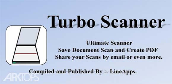 Turbo Scanner دانلود برنامه اسکنر توربو