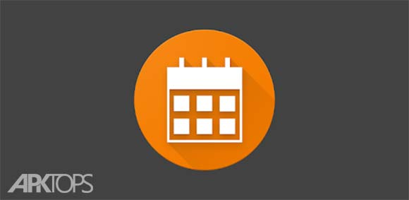 Simple Calendar Pro - Events & Reminders دانلود برنامه تقویم با یاداوری رویدادها