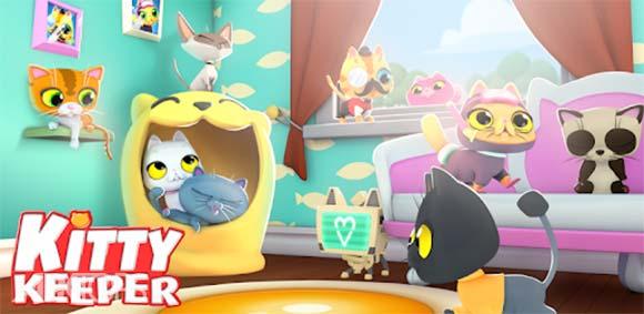 Kitty Keeper: Cat Collector دانلود بازی نگهبان گربه کیتی