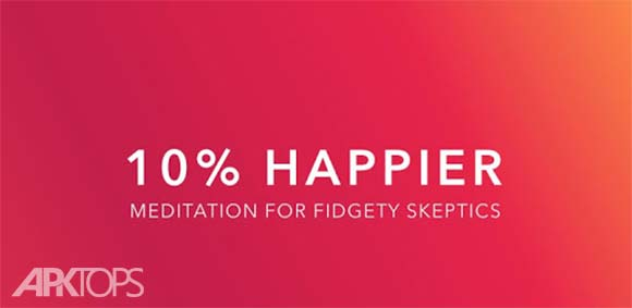 Ten Percent Happier - Meditation & Sleep دانلود برنامه مدیتیشن و ارامش هنگام خواب