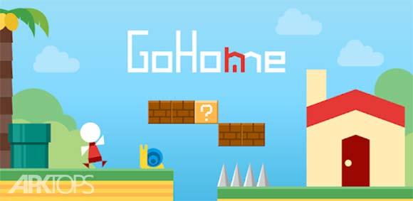 Mr. Go Home – Fun & Clever Brain Teaser Game! دانلود بازی آقای برو خانه