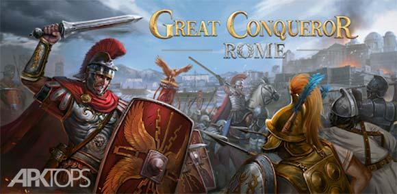 Great Conqueror:Rome دانلود بازی فتح بزرگ روم
