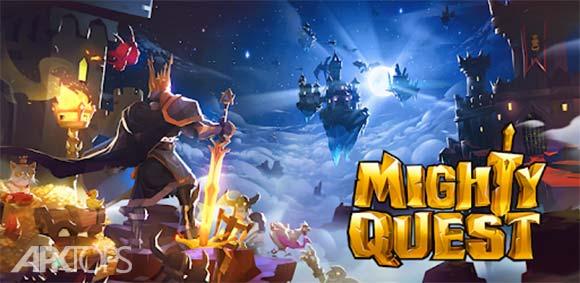 The Mighty Quest for Epic Loot دانلود بازی جستجوی بزرگ برای غارت