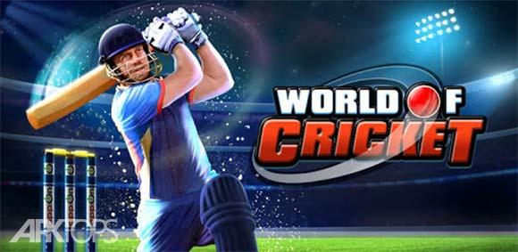 World of Cricket : World Cup 2019 دانلود بازی دنیای کریکت