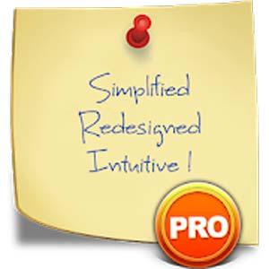 Sticky Notes Pro! v37 دانلود برنامه برچسب های یادداشت اندروید