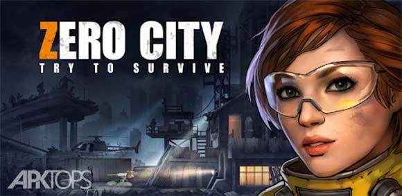 Zero City: Zombie Shelter Survival دانلود بازی شهر زیرو