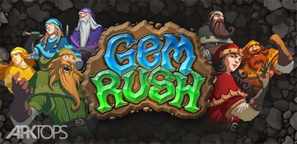 Gem Rush Board Game دانلود بازی تخته ای حمله به الماس