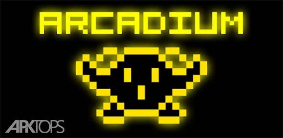 Arcadium - Classic Arcade Space Shooter دانلود بازی کلاسیک تیراندازی فضایی