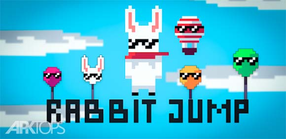Rabbit Jump دانلود بازی پرش خرگوش