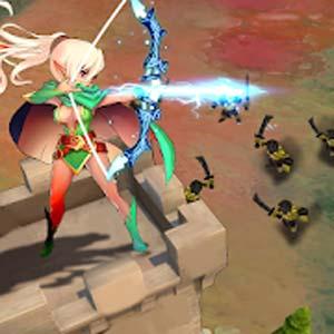 Knight War: Idle Defense v1.2.3 دانلود بازی نبرد شوالیه +مود اندروید