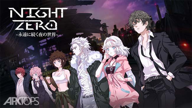 NightZero:Mistiltein v1.0.18 دانلود بازی نایت زیرو +مود اندروید