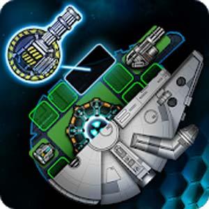 Space Arena: Build & Fight v2.0.20 دانلود بازی عرشه فضایی +مود اندروید