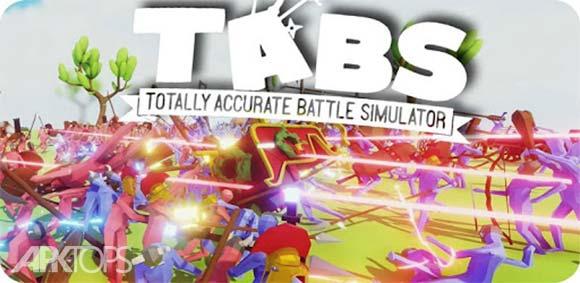 Totally Accurate Game: Battle Simulator دانلود بازی شبیه ساز جنگ خیلی دقیق