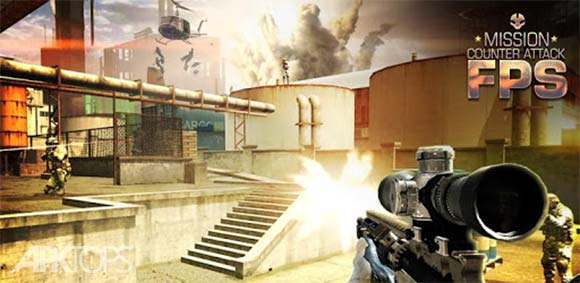 Mission Counter Attack دانلود بازی عملیات حمله کانتر